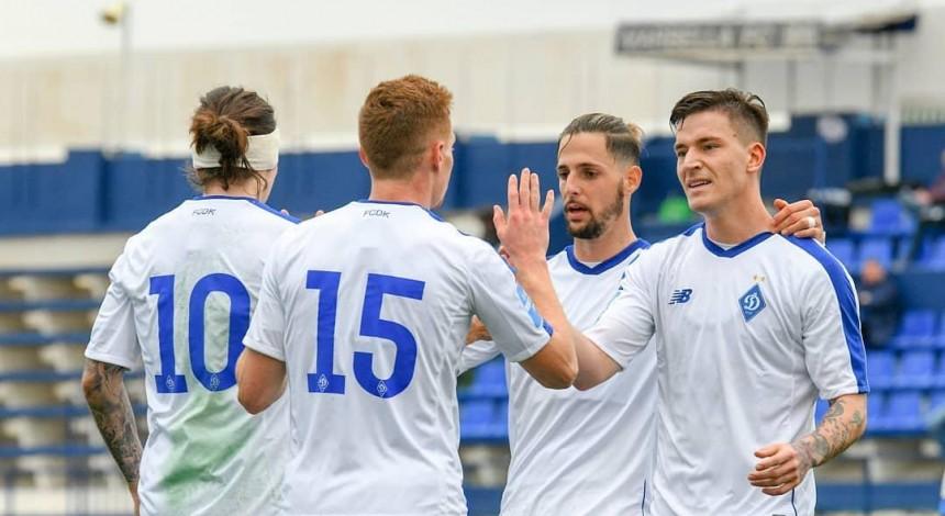 Динамо розгромило німецький Бохум у першому поєдинку 2019 року