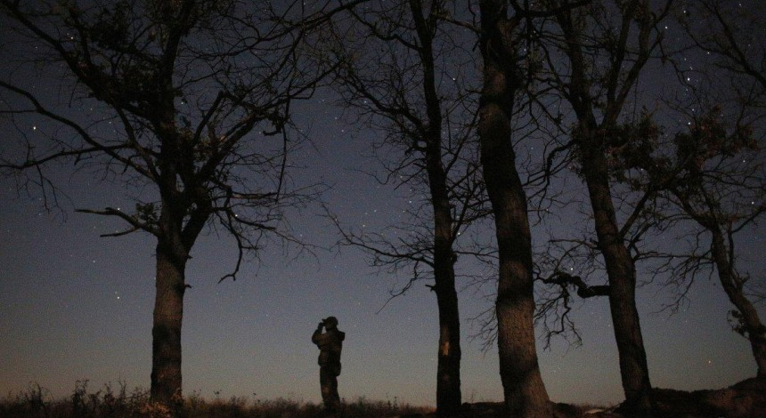 One Ukrainian soldier wounded in Donbas amid 11 enemy attacks in past day