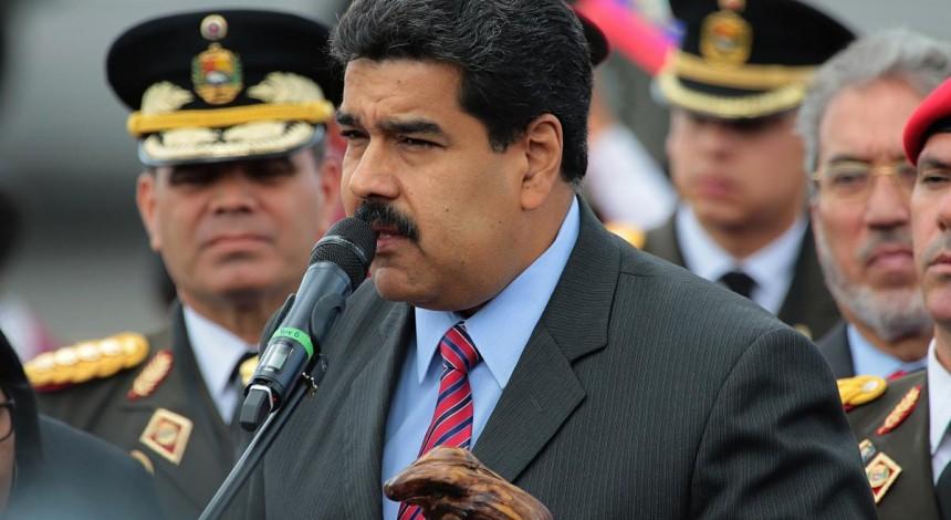 Мадуро розірвав дипломатичні відносини зі США