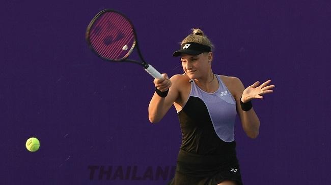 Даяна Ястремская проиграла на турнире в Майами уже в первом круге основного турнира / btu.org.ua