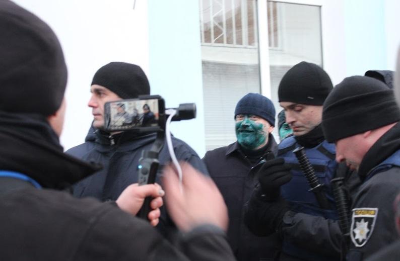 Александр Вилкул должен был выступить в Бердянске / УНИАН