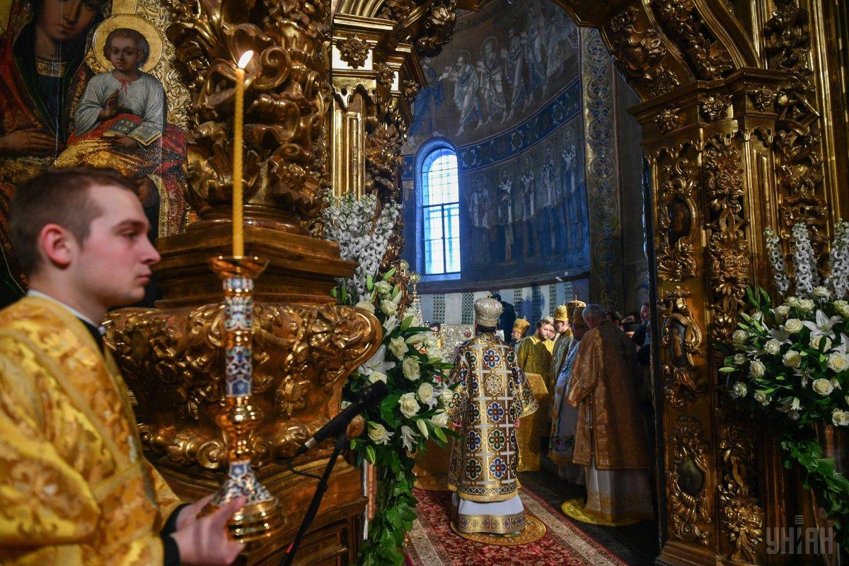 Всі православні парафії в Україні належать ПЦУ / фото УНІАН