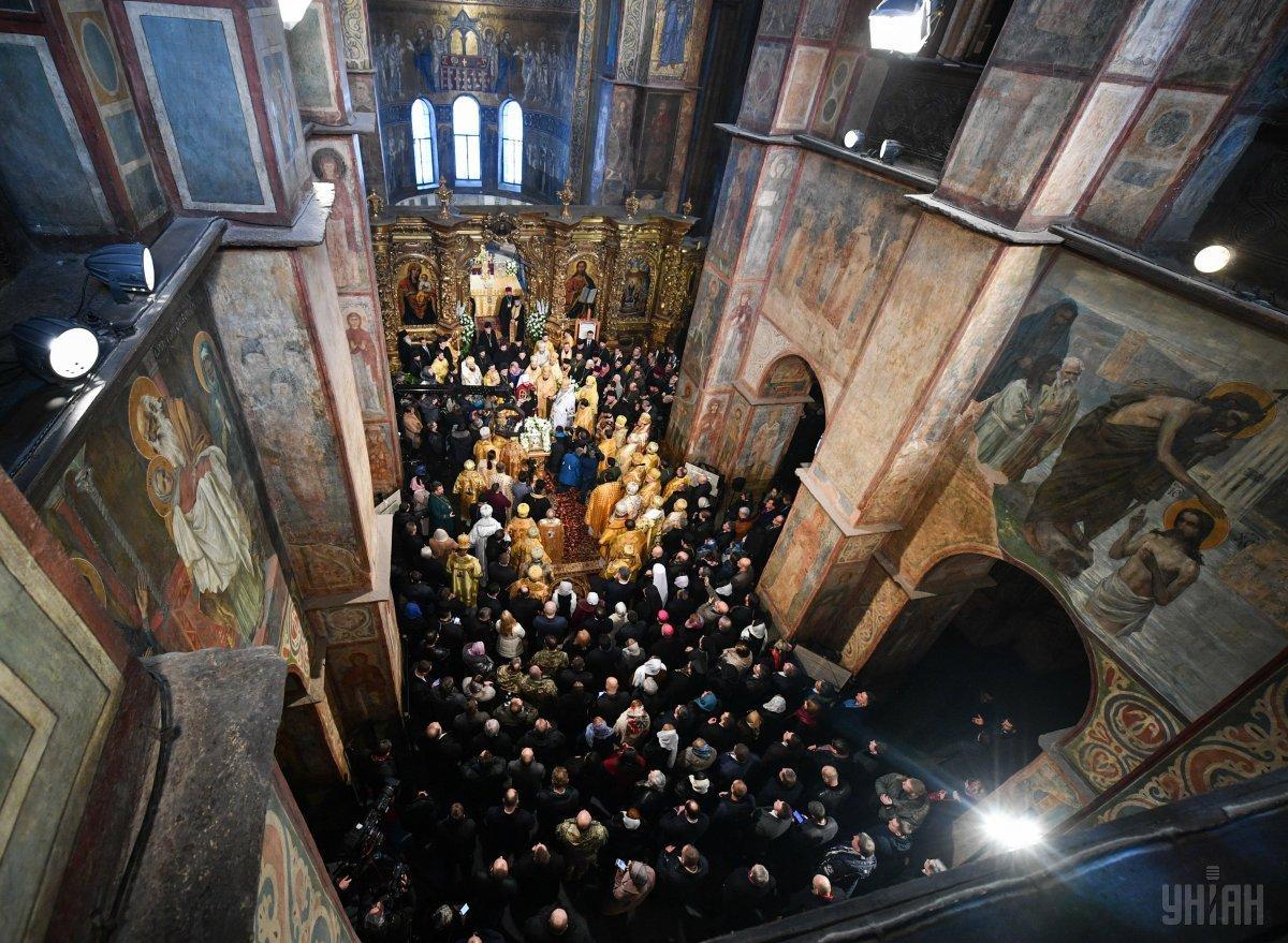 Експерт вважає офіційне створення патріархату в Києві перспективою далекого майбутнього / фото УНІАН