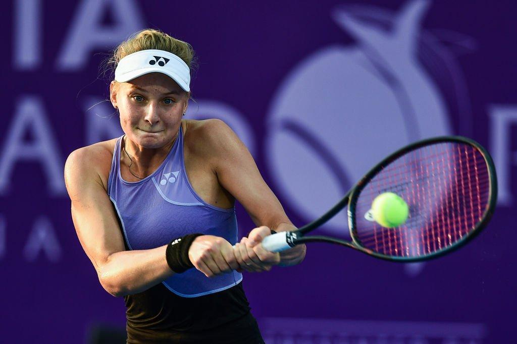 Даяна Ястремская обыграла россиянку и вышла во второй круг турнира в США / twitter.com/WTA