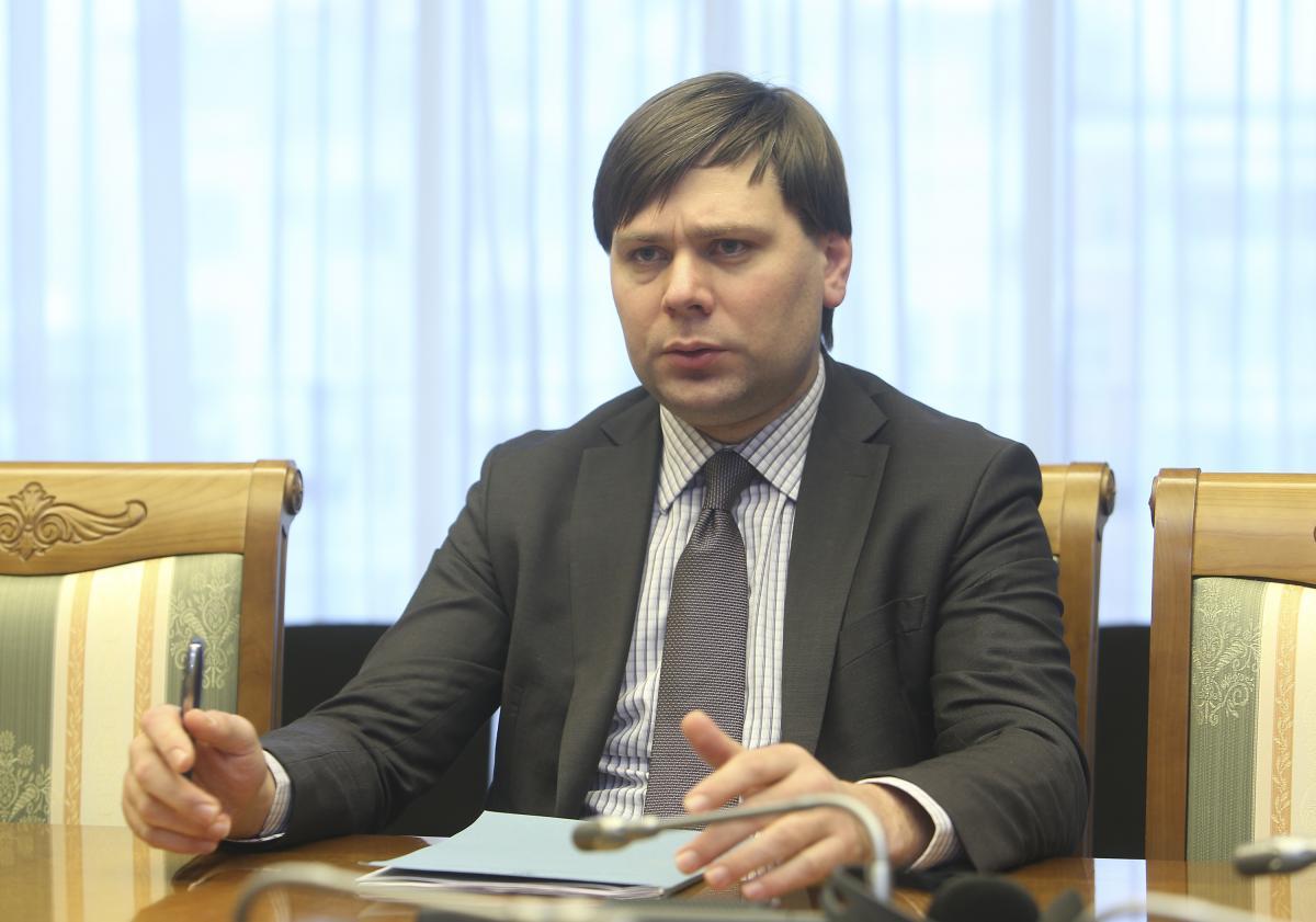 Заступник міністра фінансів Василь Шкураков розповів про стратегію уряду з повернення боргів/ УНІАН
