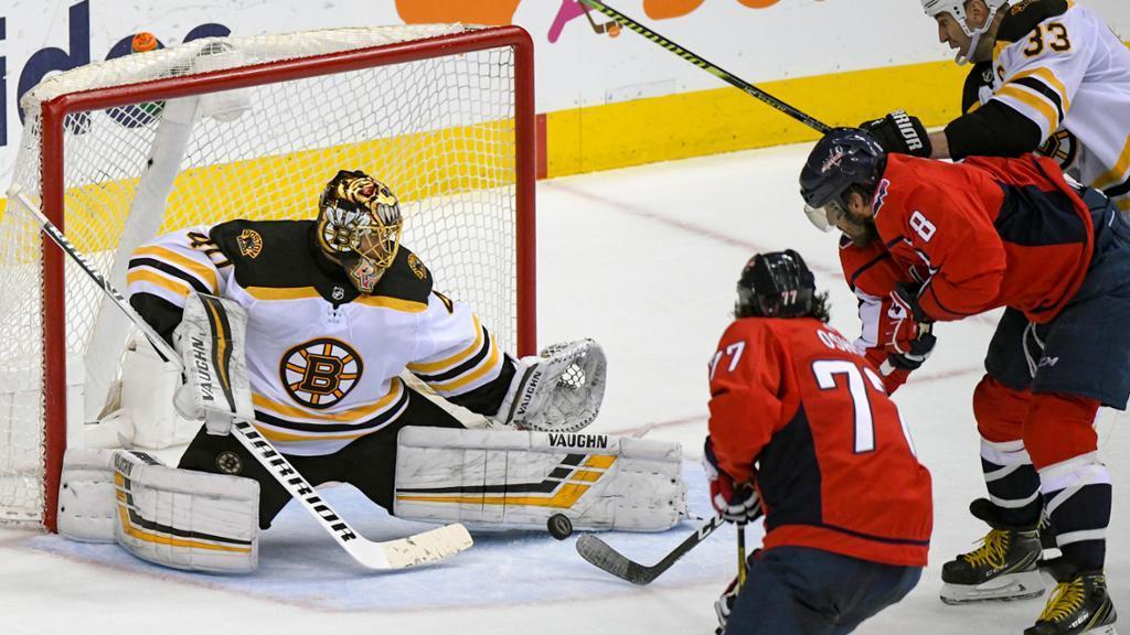 Вашингтон проиграл Бостону / фото nhl.com