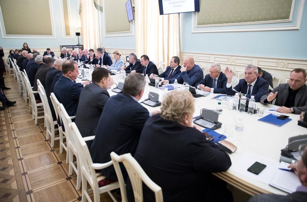 Кличко: Запрет на размещение средств на депозитах приведет к потерям местных бюджетов / kiev.klichko.org