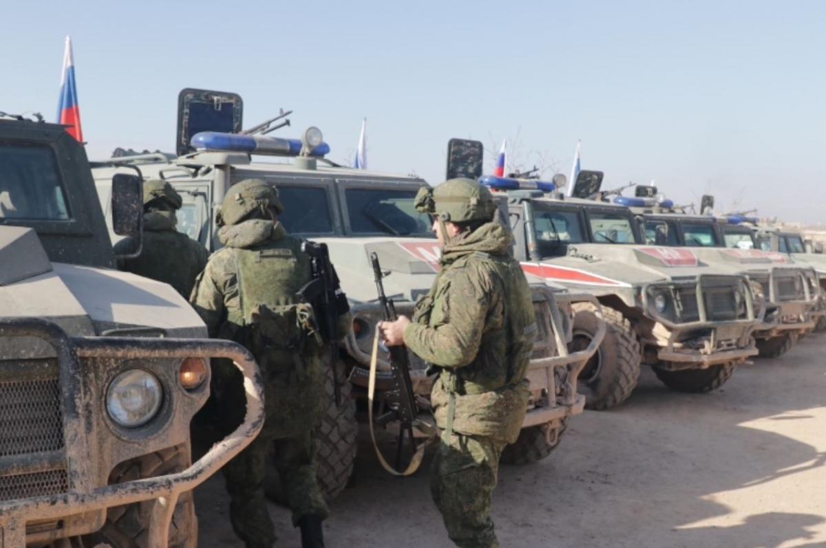 Военкоматы РФ не считают участников сирийской кампании Путина ветеранами / Минобороны РФ