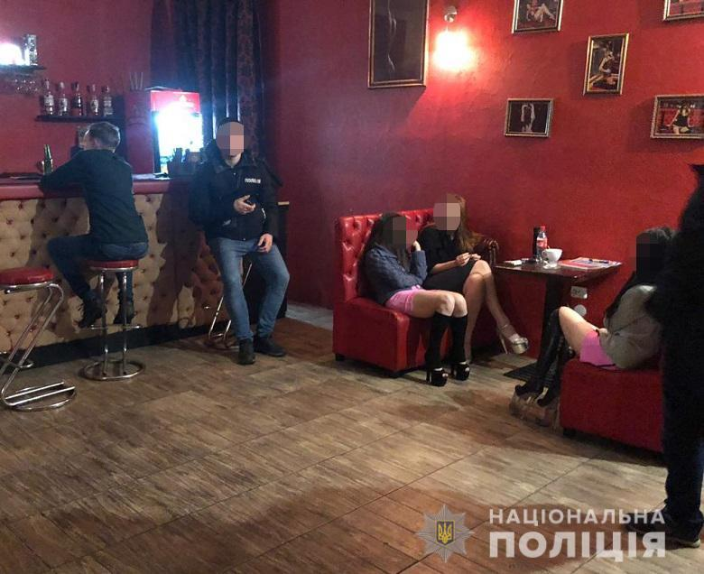 В центрі Києва викрили ще один бордель / Поліція Києва