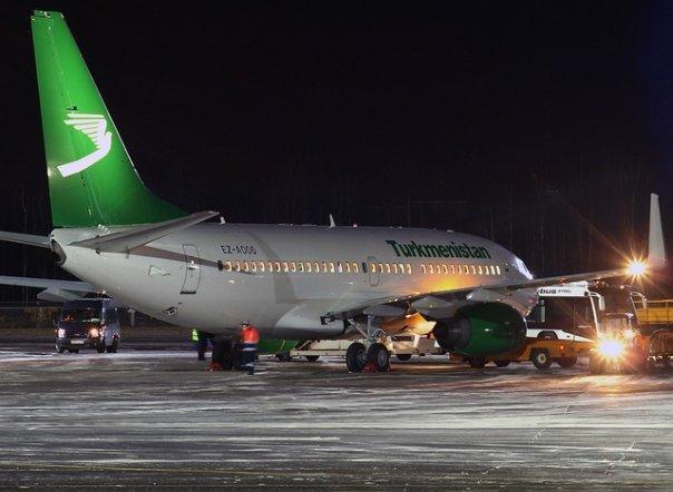 Какие именно стандарты нарушила авиакомпания не уточняется / фото turkmenistanairlines.ru