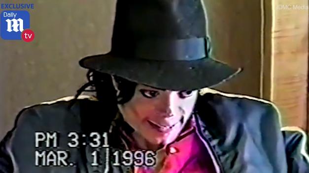 Daily Mail опубликовала видео допроса Майкла Джексона по делу о педофилии