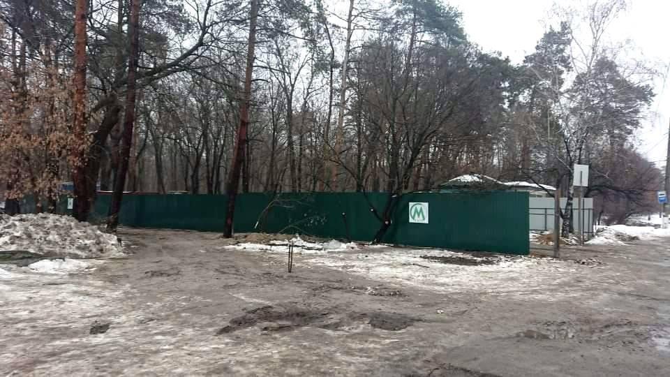 Предполагается также изменение русла ручья / иллюстративное фото Yaroslav.K