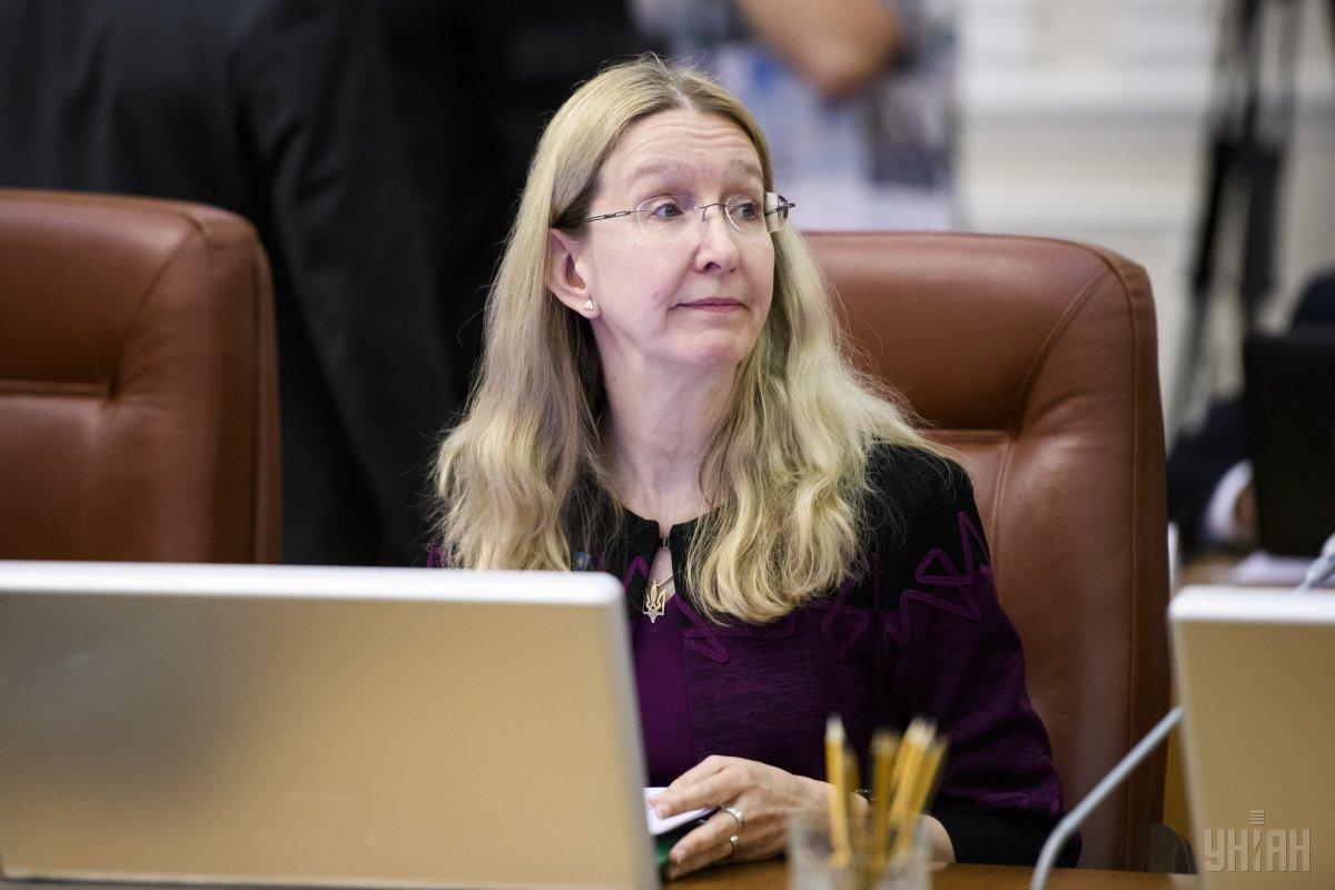 Супрун прокоментувала рішення суду щодо неї / фото УНІАН