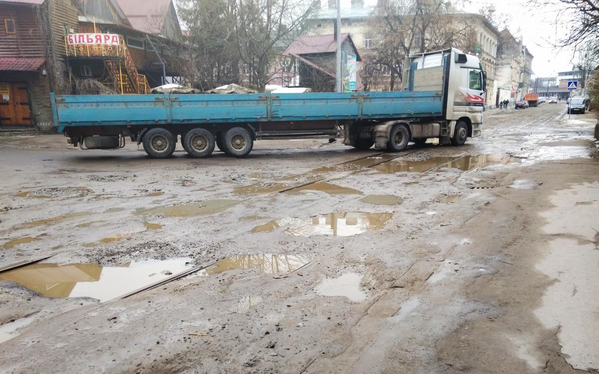 На ремонт дорог местного значения выделили 15 миллиардов гривень / фото Myroslava Salo