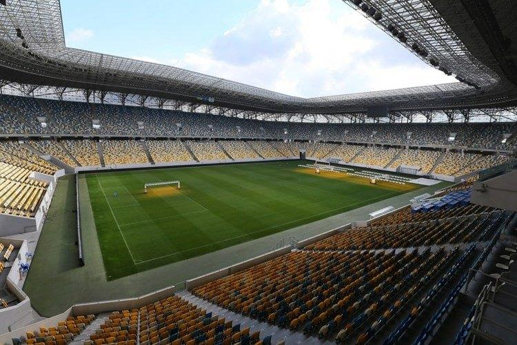 На стадионе «Арена Львов» планируют создать центр вакцинации / фото ffu.ua