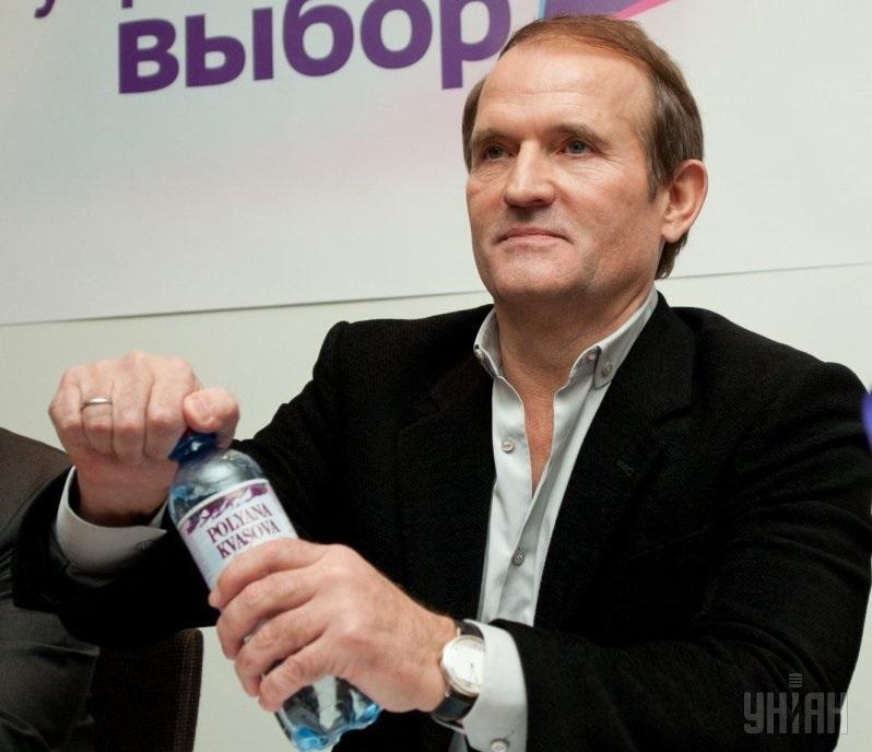 Порошенко и Медведчук в новой Раде сотрудничать явно и открыто не смогут / фото УНИАН