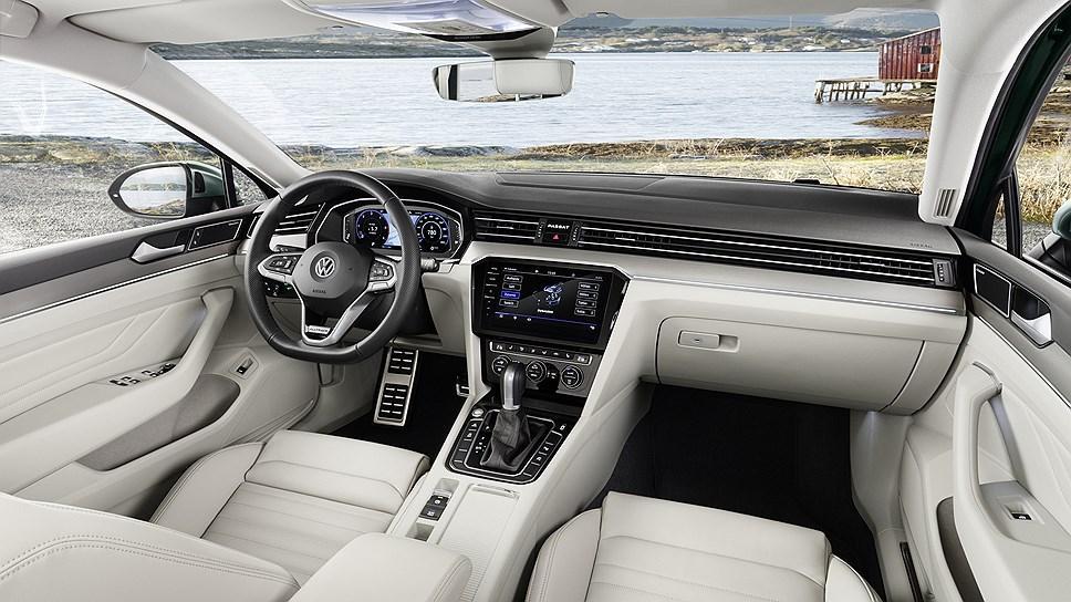 Продажи на европейском рынке обновленного Volkswagen Passat начнутся в мае \ Volkswagen Passat Alltrack. Фото: Volkswagen