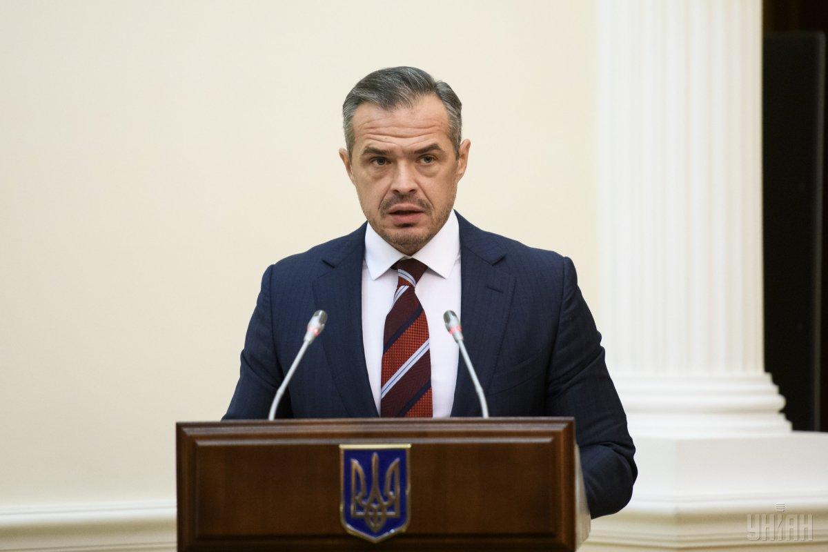 Новак подал заявление об отставке / фото УНИАН