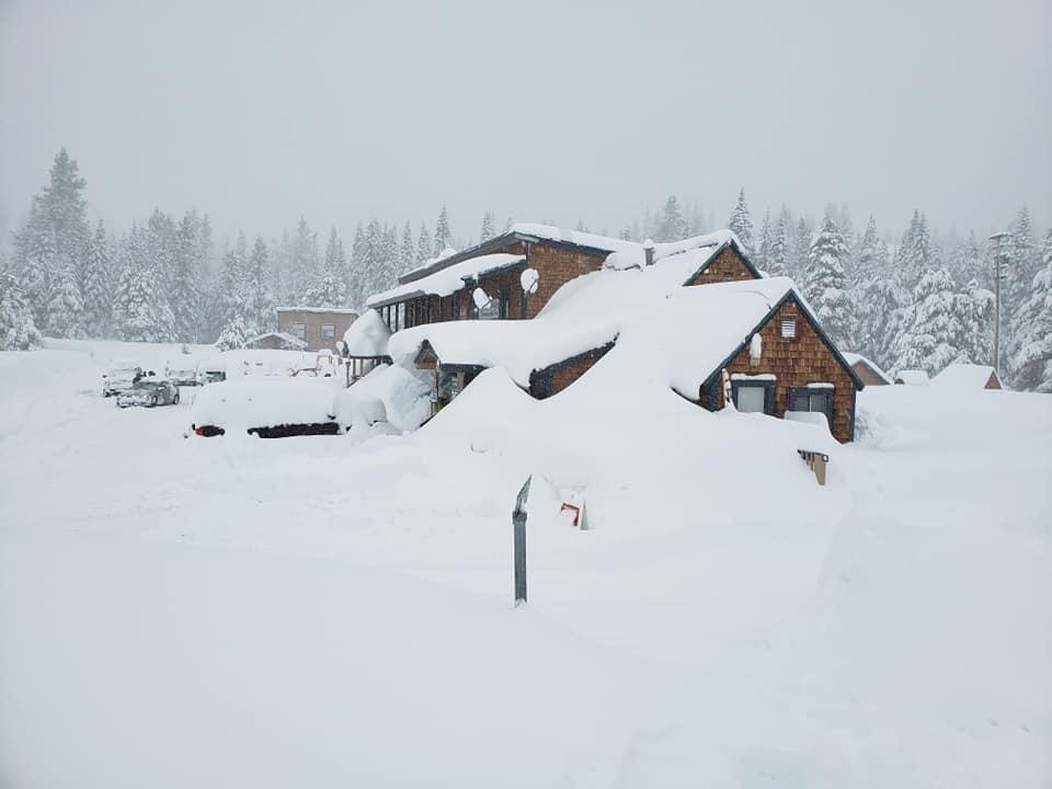 США постраждали від зимового шторму / twitter.com/rcarlmark