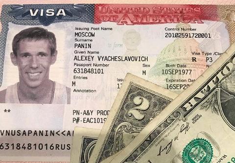Некоторые подписчики пожелали Панину удачи в США, другие же порадовались, что он наконец покидает Россию / Instagram Алексей Панин