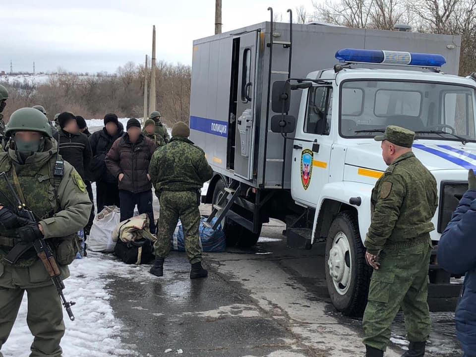Украине передали 33 осужденных с временно оккупированной территории Луганской области / Людмила Денисова / Facebook