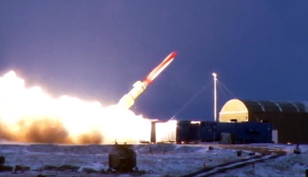 В Росії впевнені, що її аварійна зброя краща, ніж американська / Министерство обороны РФ