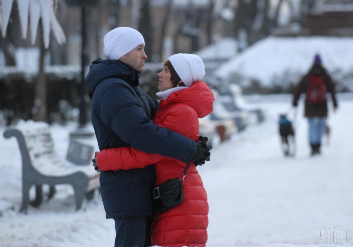 14 лютого - День всіх закоханих / фото УНІАН