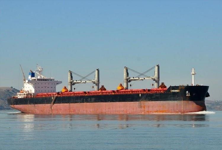 Капитану судна предъявили письмо о якобы загрязнении акватории порта / Фото: marinetraffic.com