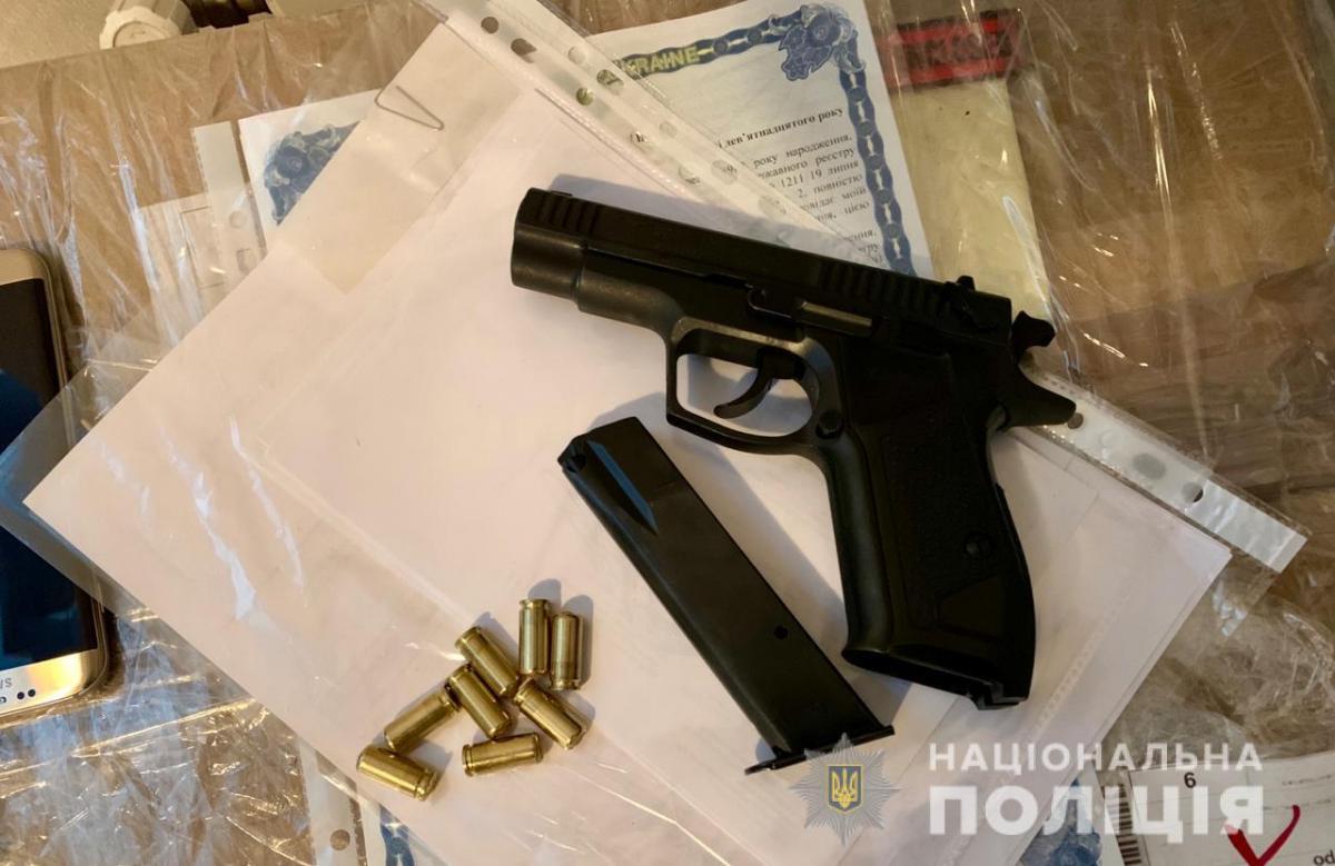 У Дніпрі катували підприємця, вимагаючи у нього 4 мільйони гривень / фото dp.npu.gov.ua