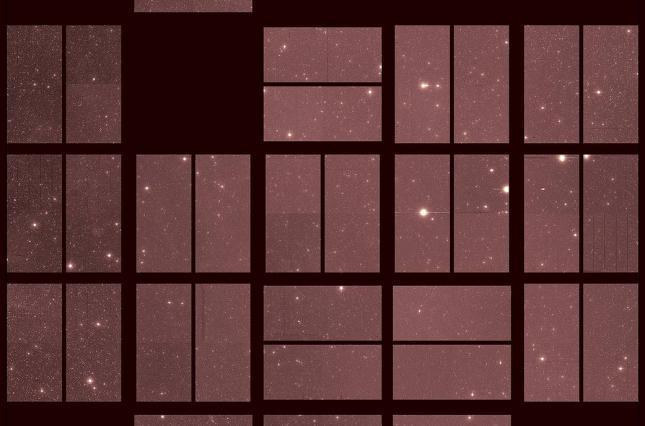 """""""Кеплер"""" завершил свою работу в октябре / фото NASA"""