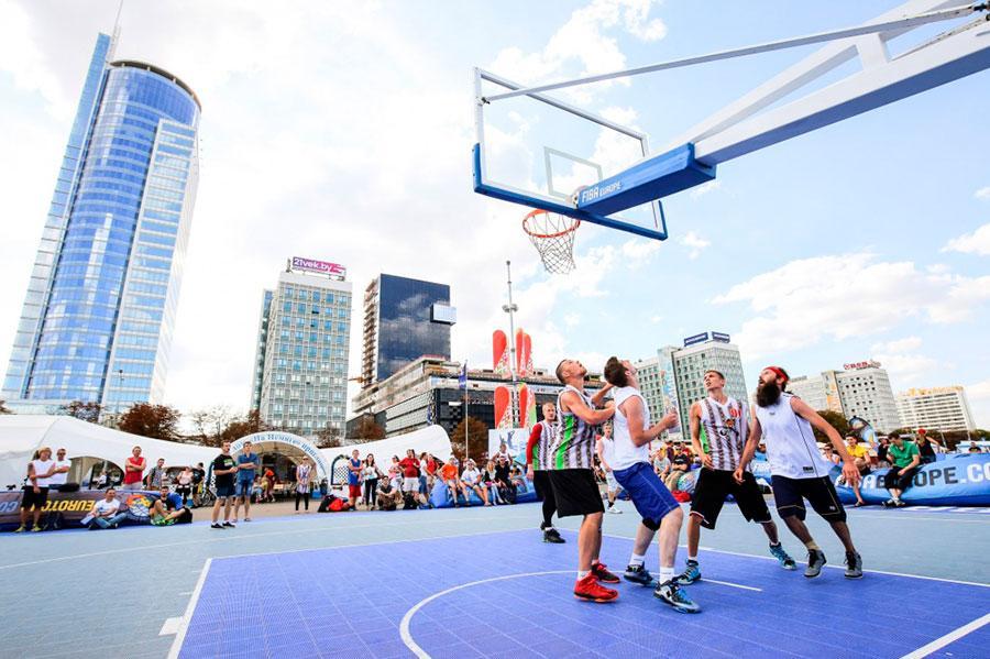 FIBA включила баскетбол 3х3 в программу Олимпийских игр 2020 года / фото PALOVA.BY