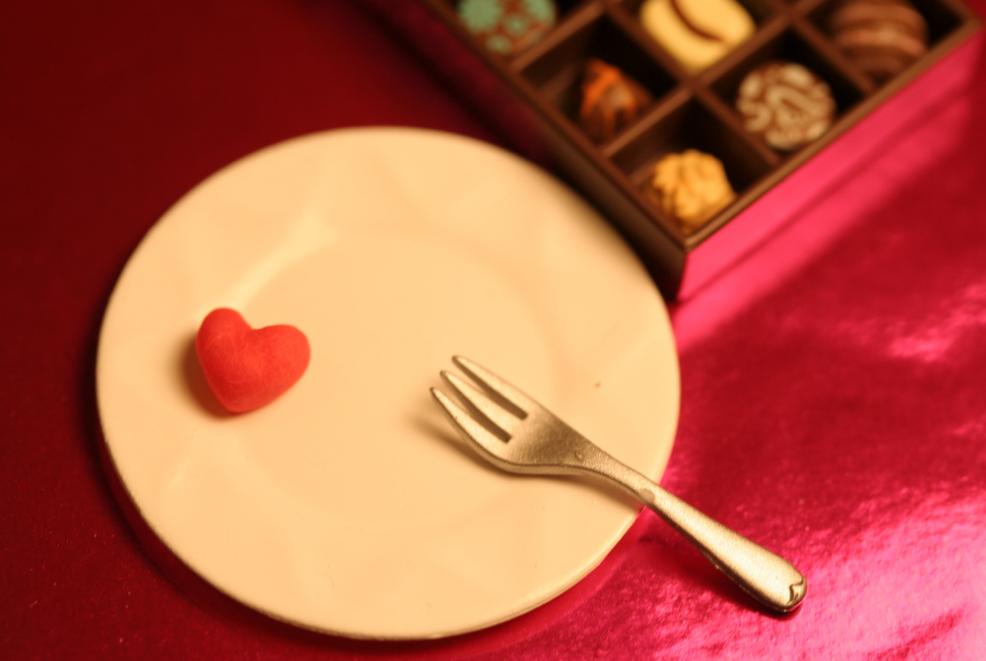 Меню на День святого Валентина / Rubyran Flickr