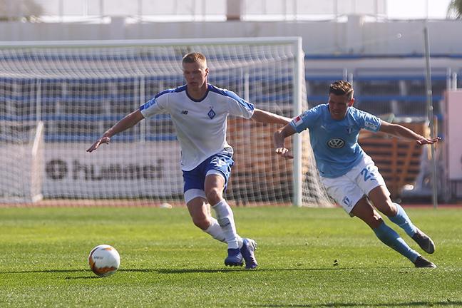Динамо сыграло вничью со шведским Мальме / fcdynamo.kiev.ua