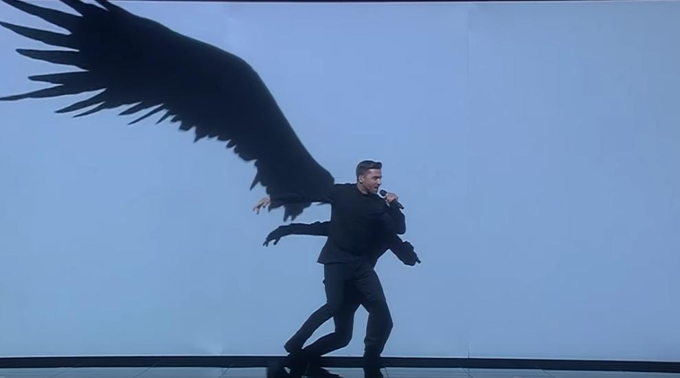 Лазарєв знову їде на Євробачення / Скріншот
