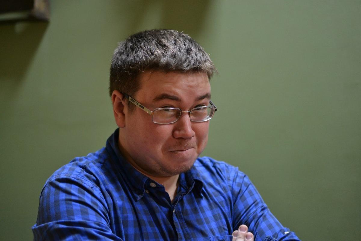 Підозрюваний Айрат Мухарлямов / фото з його соцмереж