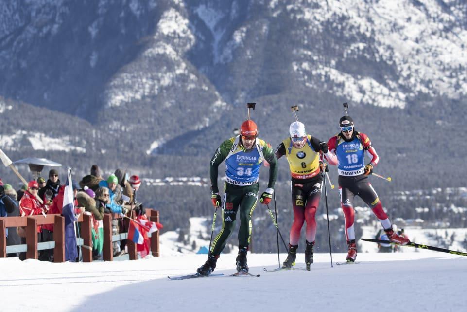 Первые два этапаперенесенывЭстерсунде / фото biathlonworld.com