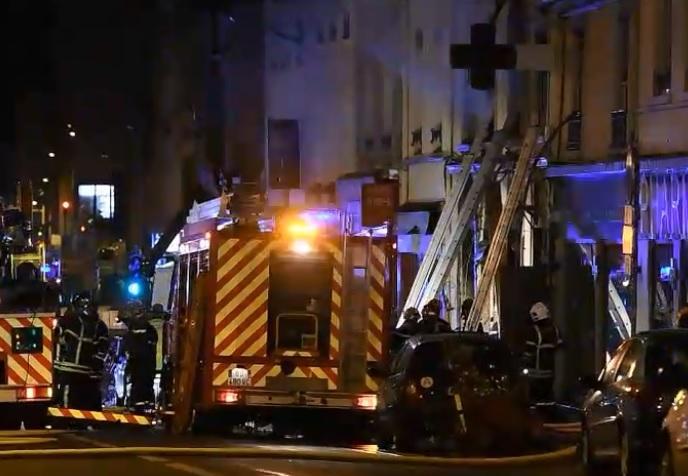 В Ліоні від вибуху загинули жінка тадитина / Скріншот - Le Progrès - Rhône infos