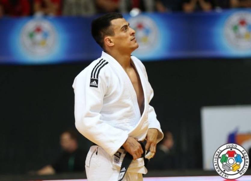 Георгій Зантарая виграв медаль престижного турніру в Парижі / ijf.org