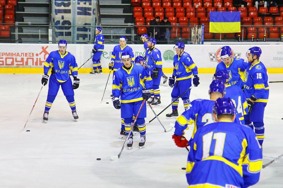 Украинские хоккеисты всухую проиграли команде Румынии на международном турнире в Броварах / uhl.ua