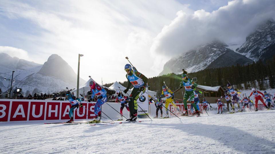 Гонки этапа КМ по биатлону перенесены из-за экстремальных морозов / biathlonworld.com