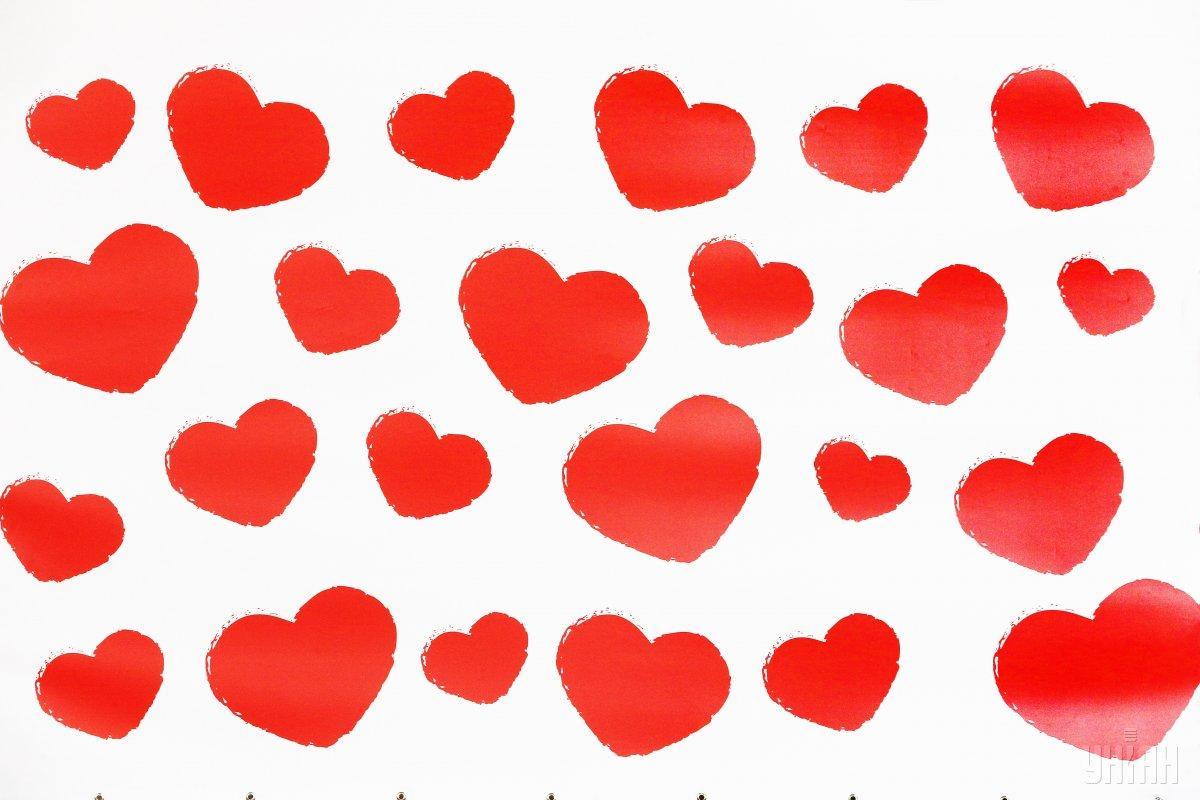 День всех влюбленных - это праздник романтики, любви и нежности / фото УНИАН