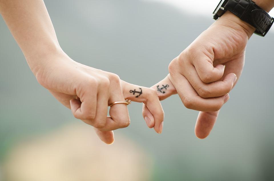 Как понять, что это любовь, а не просто дружба / фото pixabay.com