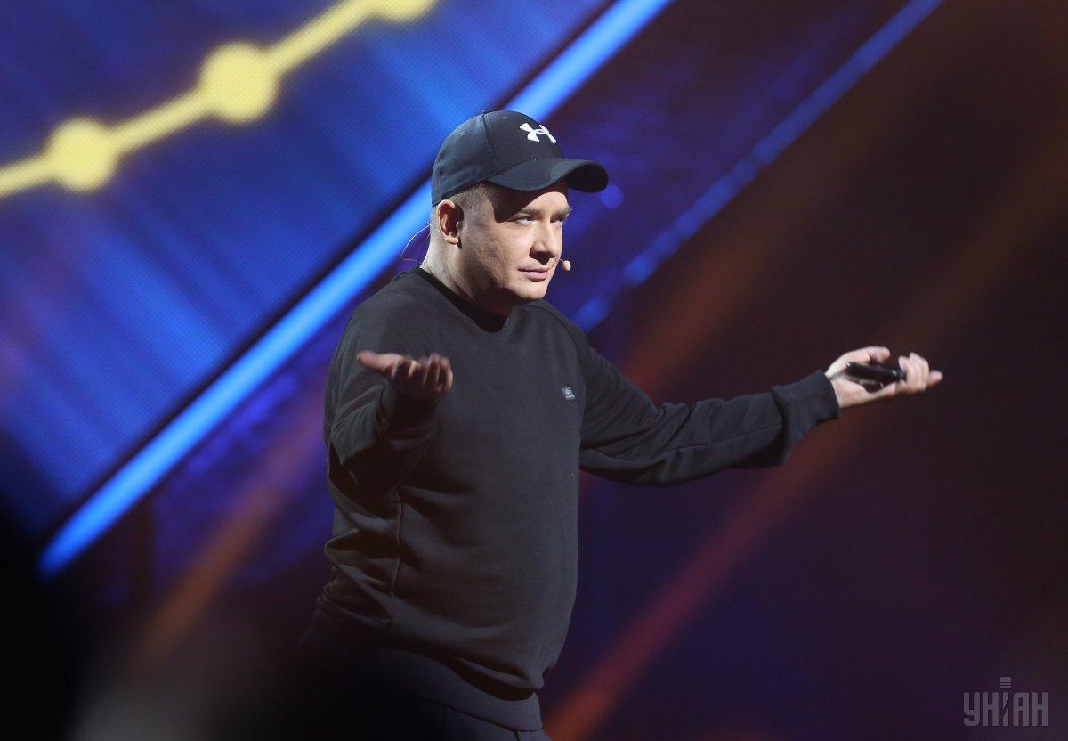 Андрей Данилко / фото УНИАН