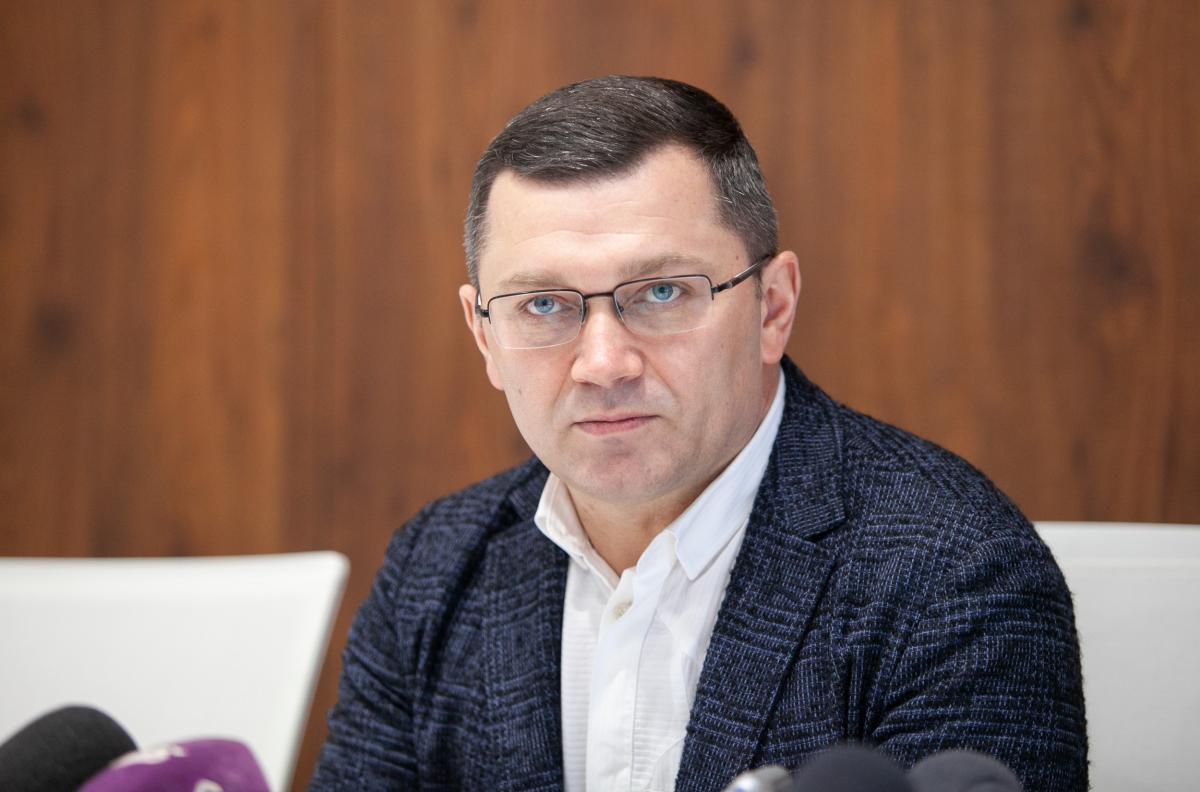 Поворозник рассказал о работе школы / фото kyivcity.gov.ua
