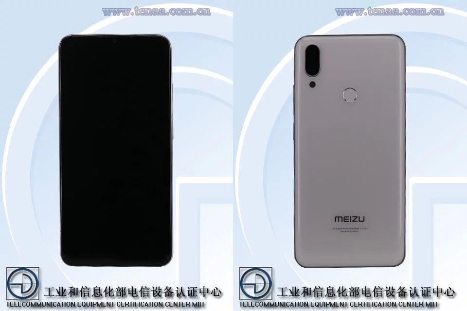 первые «живые» фотографии смартфона Meizu Note 9 / фото itc.ua