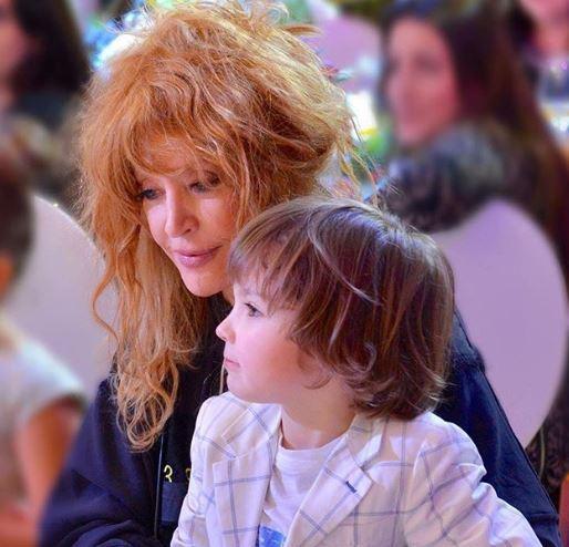 Пугачева с сыном Гарри / фото instagram.com/maxgalkinru