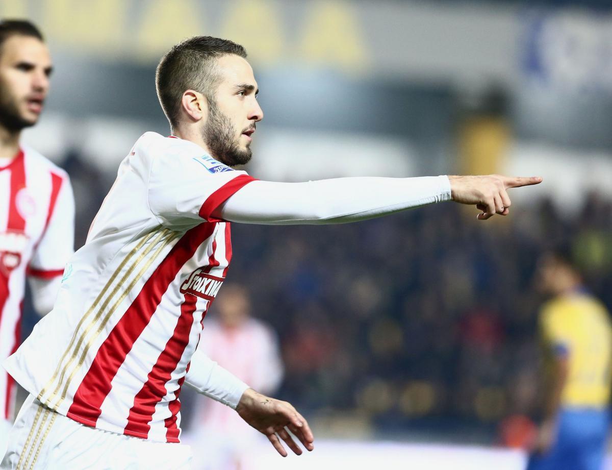 Костат Фортунис может пропустить матчи с киевским Динамо / terrikon.com