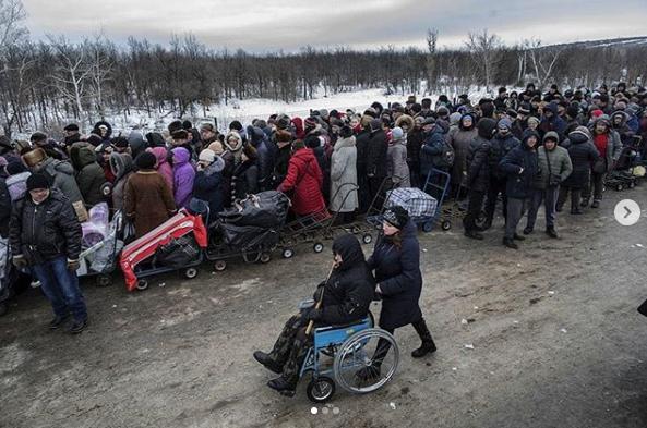 Екс-голова Донецької ОДА розповів, за яких умов люди живутьв ОРДЛО / фото Instagram  manubrabo