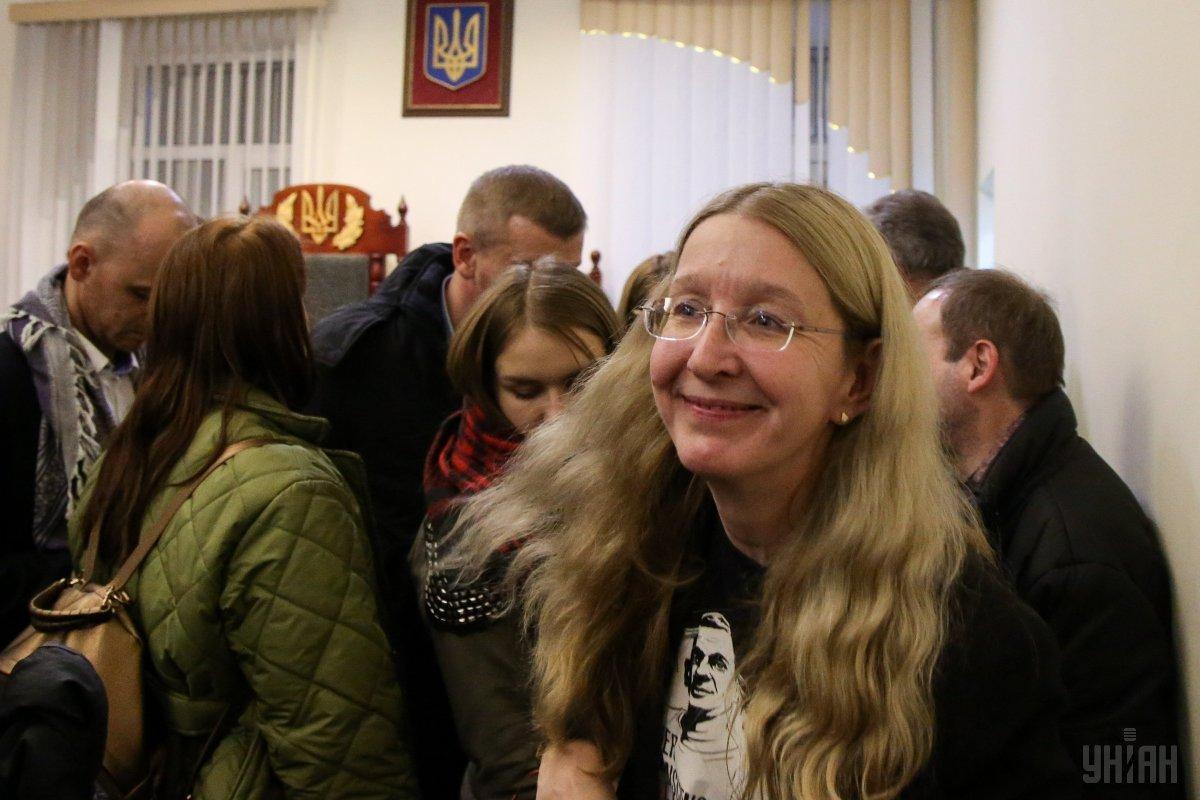 О 12 суд оголосить рішення щодо Супрун / фото УНІАН