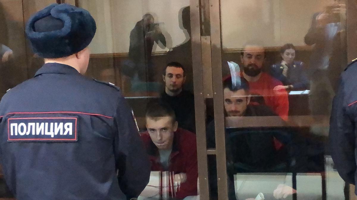 Засідання суду пройшло у закритому режимі / фото Роман Цимбалюк, УНІАН